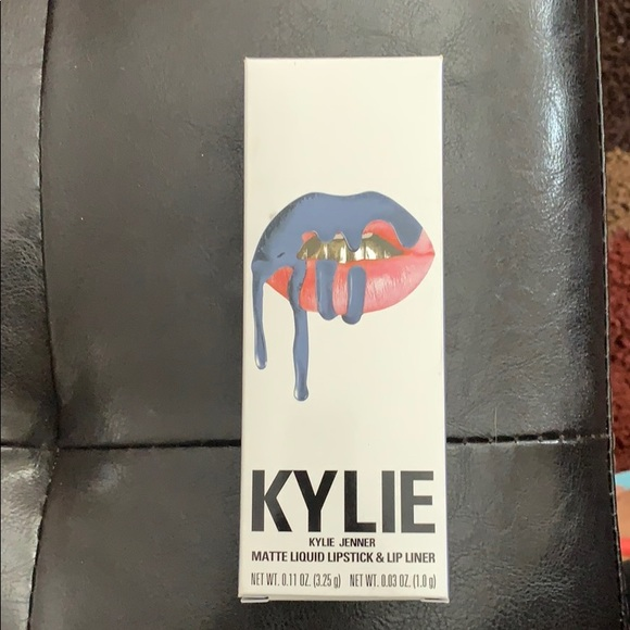 Kylie Cosmetics Other - kylie cosmetics shady lip kit never opened